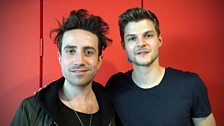 Image associated with Grimmy plays Call or Delete with vlogger Jim Chapman.
