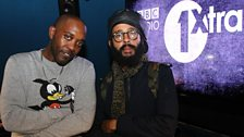 Image associated with Seani is joined in the studio by Protoje.