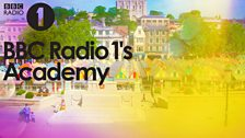Sign up to the free sessions and get inspired at Radio 1's Academy in Norwich