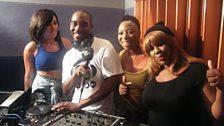 Ishawna, Macka Diamond & Kym Hamilton deliver this fire Big Yards Studio freestyle!