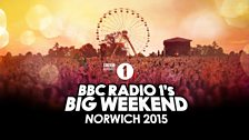 The terms and conditions for 1Xtra's ticket competition for Radio 1's Big Weekend 2015.