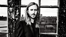 Image associated with David Guetta has a special Influences Essential Mix.