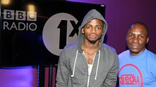 Tanziania's Diamond Platnumz speaks to Edu about future collaborations and his London gig
