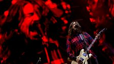 Foo Fighters perform Congregation at Radio 1's Big Weekend in Norwich 2015