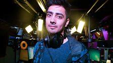 Image associated with Yasser sits in for Dev with Radio 1's weekend breakfast!