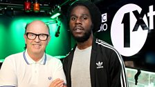 Image associated with Chronixx is in the studio with a chance to hear his Glastonbury set in full.
