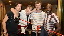 Image associated with Angel Haze brings the Hottest Record, plus the Libertines perform at Maida Vale Studios.