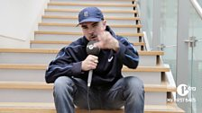 MC Grindah, head honcho at Kurupt FM recalls the moment he discovered his lyrical genius
