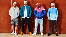 Image associated with Drum and bass stars Rudimental make their full studio Essential Mix debut!