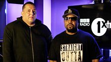 Image associated with Sem is joined by Ice Cube and some of the cast of Compton for a special about the movie