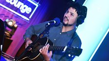 Jamie Woon slays the 1Xtra Live Lounge with Sharpness and Aaliyah's Try Again.