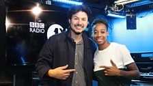 Jamie Woon joins A Dot to talk about his Live Lounge and new album