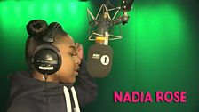 New south London artist Nadia Rose joins Toddla T to drop a freestyle.