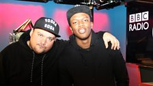 Image associated with Charlie Sloth and KSI go head to head with a game of 4 in a row!