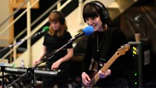 Daughter play three songs live exclusively for Annie Mac's show.