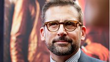 Greg challenges Steve Carell to a game of Celebrity Animal puns.