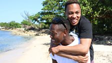 Two transgender friends reveal their new identities to their families in Jamaica.