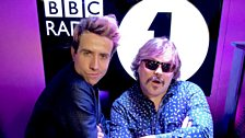 Image associated with Jack Black is Grimmy's special guest, plus it's Friday - must be the Nixtape!