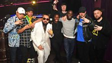 Image associated with Trevor has Kurupt FM in the Live Lounge...