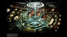 The TARDIS: Concept Art