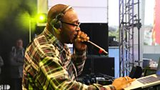 MistaJam Live in Torbay