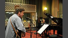 Jeb Loy Nichols In Session At Maida Vale