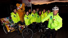 Team Rickshaw: Day 1 (Friday 9 November 2012)