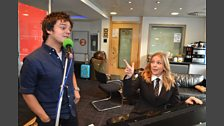 Diana Krall and Jamie Cullum Piano Session