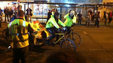 Team Rickshaw: Day 6 (Wed 14 November 2012)