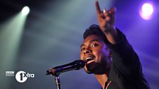 Miguel at 1Xtra Live in Birmingham