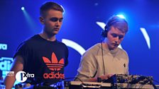 Disclosure at 1Xtra Live in Birmingham