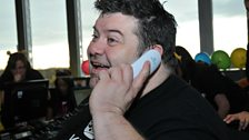 MacAulay and Co. Children in Need Celebrity Call Centre.
