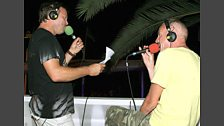 Pete Tong at Cafe Mambo, August 2007