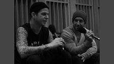 The Dillinger Escape Plan in session