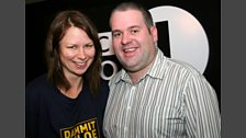Chris Moyles guests 2007