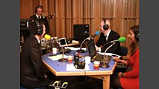 Chris Moyles' Birthday at Maida Vale - 2012