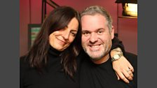 Chris Moyles Guests 2012