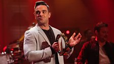 Robbie Williams In Concert