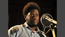 12 MAR 12 - Michael Kiwanuka in the Live Lounge