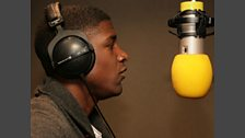 Labrinth in the Live Lounge - 30 Sept 2010