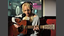Laura Marling in the Live Lounge - 14 Sept 2011