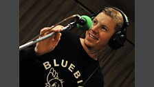 Professor Green in the Live Lounge - 28 Sept 2011