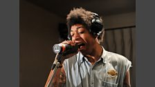 Cerebral Ballzy in session - 1 Nov 2011