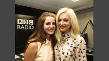 Fearne's guests 2012