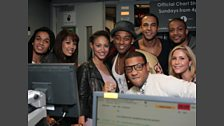 Official Chart guests 2009