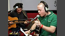Maverick Sabre in the Live Lounge - 17 Mar 2011