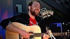 Frightened Rabbit session for the Vic Galloway Show