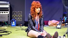 Deap Vally Live Lounge Late