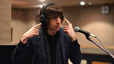 Miles Kane in session