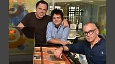 Kurt Elling Interview And Live Session Track With Jamie Cullum